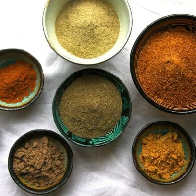 Chai Spices by Mira Manek