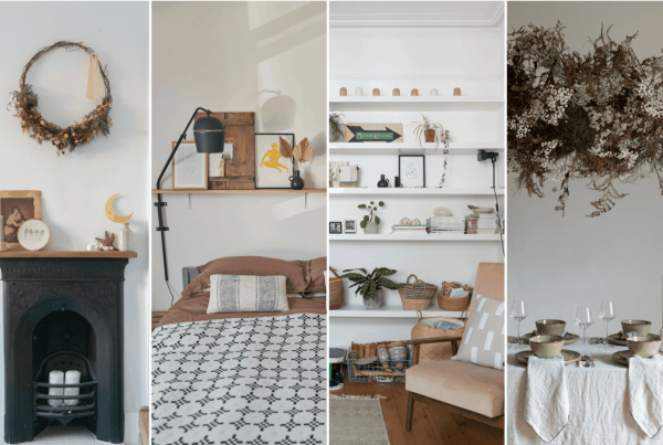 Winter Styling at Home