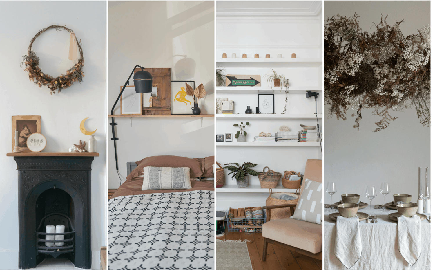 Winter Styling: At Home with Han Bullivant