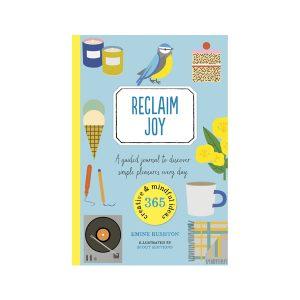 Reclaim Joy Journal - Inspiring Guided Journal