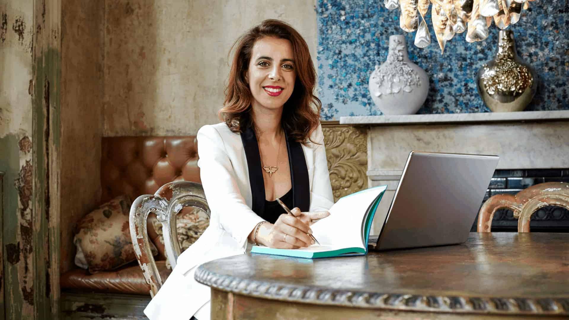 Meet the Experts: Rachida Benamar, founder of Rama Publishing